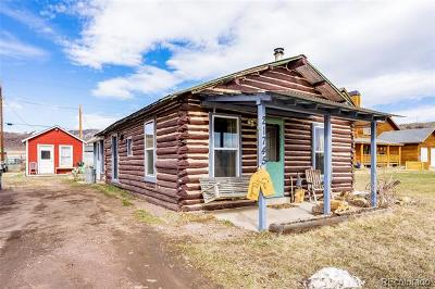 Routt County Single Family Home Under Contract: 21745 State Hwy 131