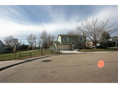 Broomfield Single Family Home Active: 12601 Meade Street