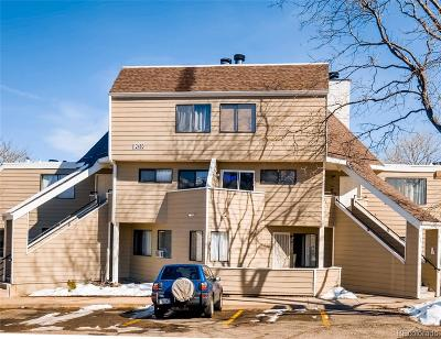 Lakewood Condo/Townhouse Under Contract: 12480 West Nevada Place #211