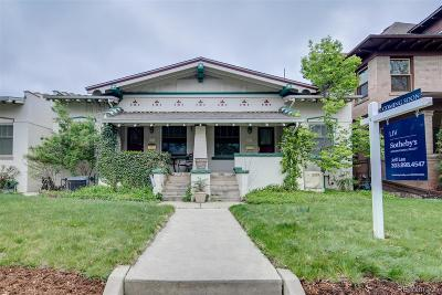 Condo/Townhouse Under Contract: 776 North Marion Street
