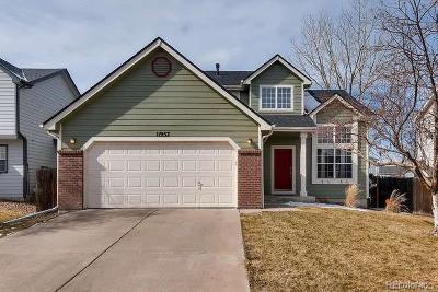 Thornton Single Family Home Active: 11957 Eudora Drive