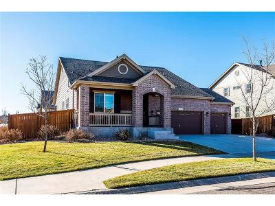 Aurora Single Family Home Under Contract: 25482 East 2nd Place