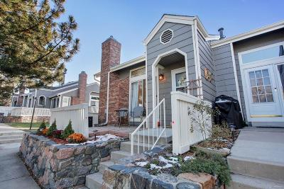Highlands Ranch Condo/Townhouse Active: 9029 Bear Mountain Drive