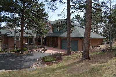 Evergreen Single Family Home Active: 2808 Country Club Lane
