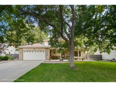 Broomfield Single Family Home Under Contract: 1127 East 7th Avenue Circle