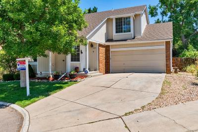 Highlands Ranch Single Family Home Under Contract: 1192 Conifer Court