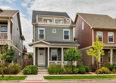 Denver Single Family Home Under Contract: 11456 East 27th Avenue