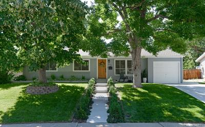Single Family Home Under Contract: 2575 South Carey Way