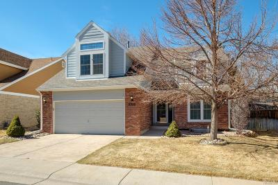 Highlands Ranch Single Family Home Active: 8827 Cactus Flower Way