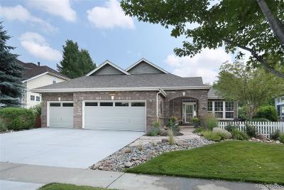 Loveland Single Family Home Active: 4283 Golf Vista Drive