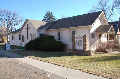 Longmont Single Family Home Active: 408 Sherman Street