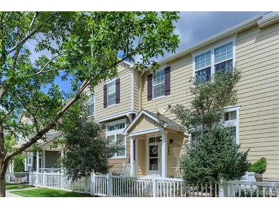 Castle Rock Condo/Townhouse Active: 1483 Bergen Rock Street
