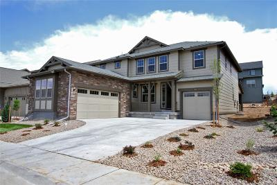 Littleton Single Family Home Active: 9766 Taylor River Circle