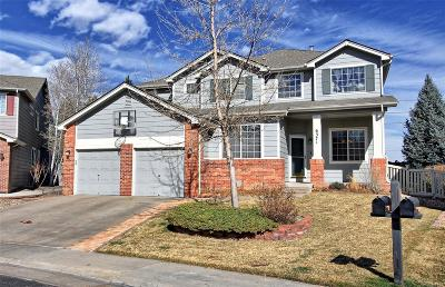 Arvada Single Family Home Active: 6371 Beech Court