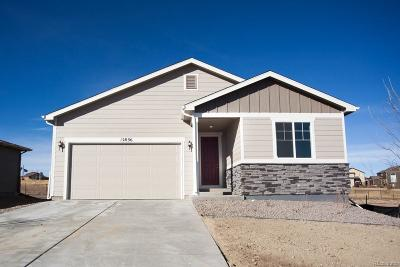 Peyton Single Family Home Active: 12836 Stone Valley Drive