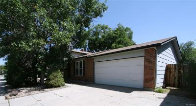 Thornton Single Family Home Active: 10978 Grange Creek Drive