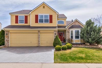 Highlands Ranch Single Family Home Under Contract: 2662 Cactus Bluff Place