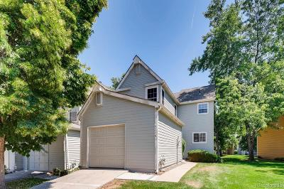 Arvada Condo/Townhouse Under Contract: 6352 Zang Court #A