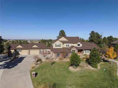 Douglas County Single Family Home Active: 11915 Bellcross Way