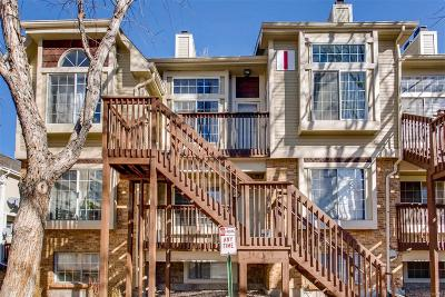 Denver Condo/Townhouse Active: 1885 South Quebec Way #I22