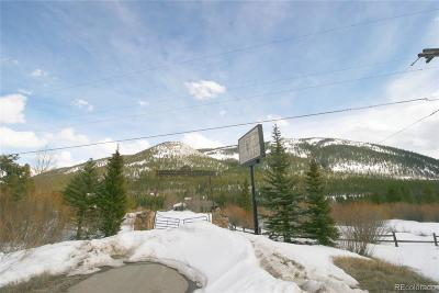 Leadville Single Family Home Under Contract: 2798 Hwy 91