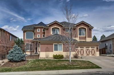 Castle Rock Single Family Home Active: 1344 Double Eagle Court