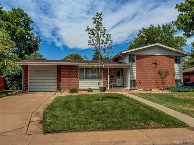 Arvada Single Family Home Active: 6057 Owens Street