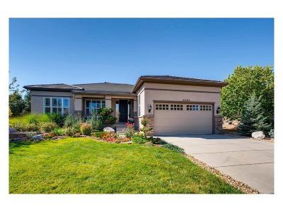 Broomfield Single Family Home Under Contract: 4082 Corte Bella Drive