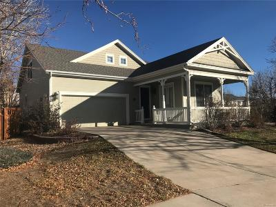 Brighton Single Family Home Active: 96 Prairie Falcon Parkway