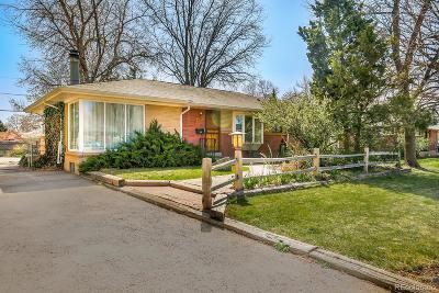 Lakewood Single Family Home Active: 560 Estes Street