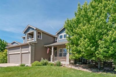 Littleton Single Family Home Active: 7483 Pintail Place