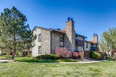 Arvada Condo/Townhouse Under Contract: 7880 West 87th Drive
