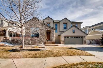 Broomfield Single Family Home Active: 14252 Piney River Road