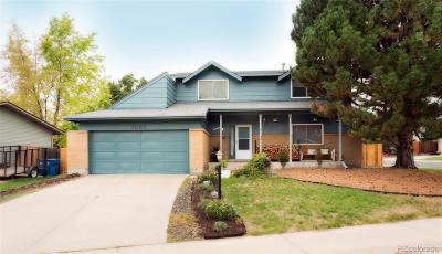 Westminster Single Family Home Active: 7283 Eaton Circle