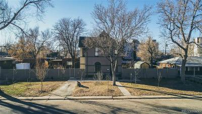 Denver Residential Lots & Land Active: 1465 Winona Court