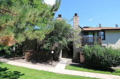Arvada Condo/Townhouse Active: 7770 West 87th Drive #J