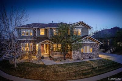 Broomfield Single Family Home Active: 14096 Pinehurst Circle