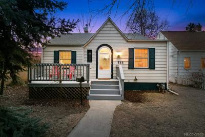 Longmont Single Family Home Active: 711 Bowen Street