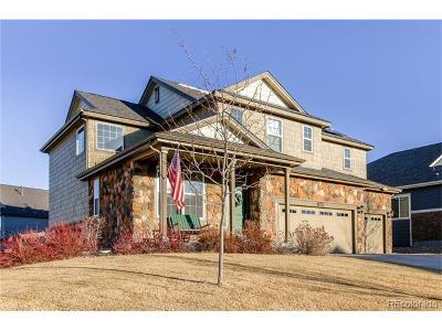 Aurora Single Family Home Active: 8686 South Buchanan Way