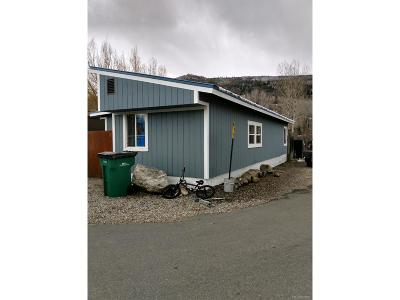 Steamboat Springs Single Family Home Under Contract: 75 Anglers Drive #65