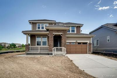 Broomfield Single Family Home Under Contract: 16294 Beckwith Run