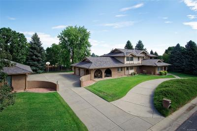 Arvada Single Family Home Active: 15533 West 73rd Avenue