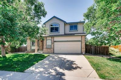 Broomfield Single Family Home Active: 10156 West 100th Court