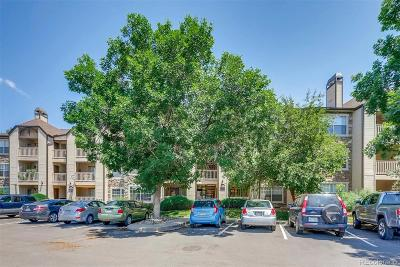 Englewood Condo/Townhouse Under Contract: 9130 East Arbor Circle #A