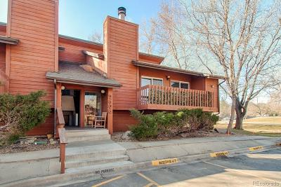Boulder Condo/Townhouse Active: 2606 Juniper Avenue #34-3