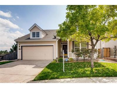 Parker Single Family Home Active: 16700 Cielo Court