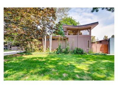 Denver Single Family Home Under Contract: 1784 South Ivy Street