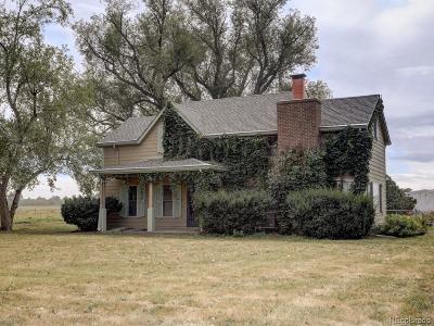 Boulder Single Family Home Active: 8202 Arapahoe Road