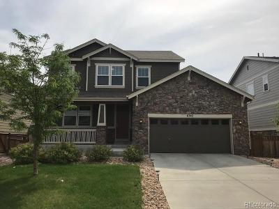 Aurora Single Family Home Active: 6342 North Dunkirk Court