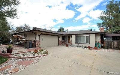 Lakewood Single Family Home Active: 13519 West Dakota Place